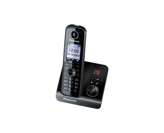 Радиотелефон Panasonic KX-TG8161RUB