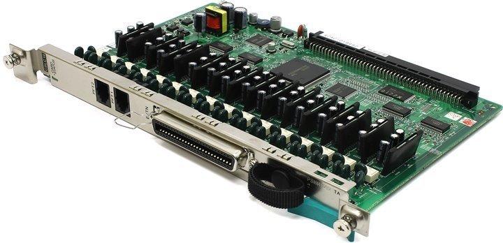 Плата 16 аналоговых внутренних линий с функцией Caller ID KX-TDA0177XJ