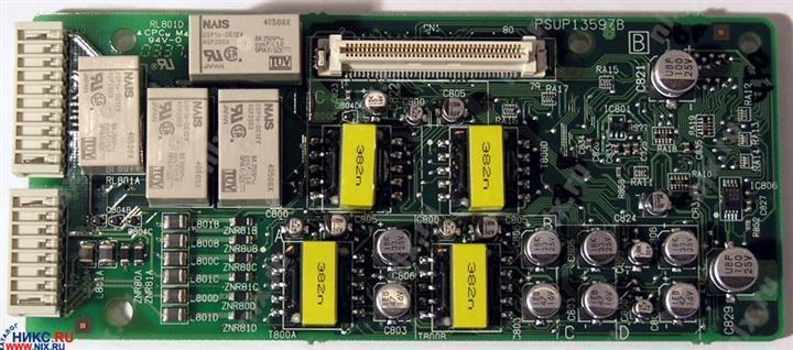 Модуль 4-х домофонов (для КХ-Т30865) KX-TDA0161XJ