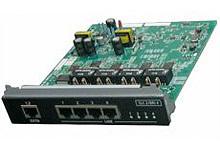 4-портовая плата цифровых интерфейсов BRl / 2-портовая плата ТА (SLC2/BRI4) KX-NS0280X