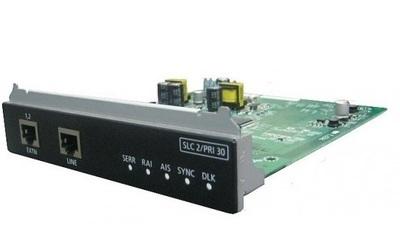 PRI30 / 2-портовая плата ТА (SLC2/PRI30) KX-NS0290CE