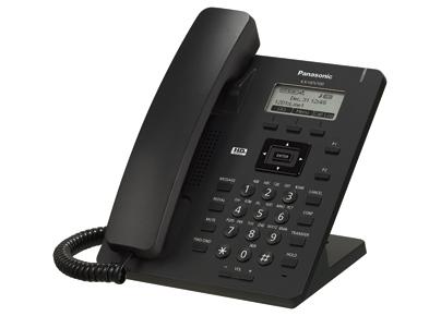 SIP проводной телефон (БП в комплекте) KX-HDV100RUB