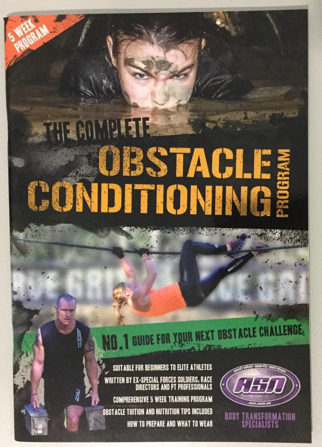 The Complete Obstacle Conditioning Program