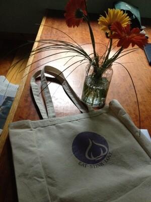 Garlic Festival Market Bag