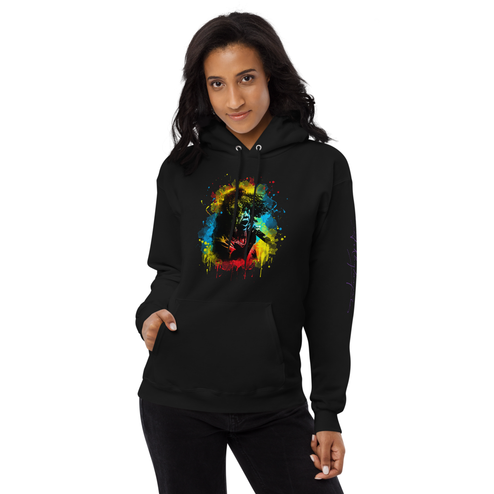 Ashley Támar Live from Australia Unisex Fleece Unisex Hoodie