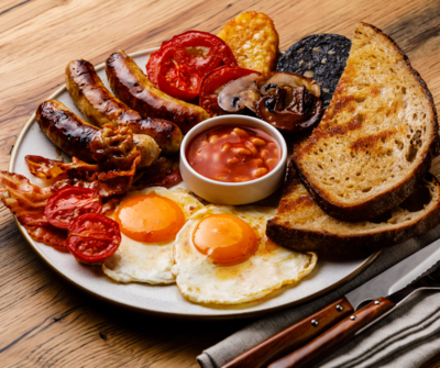 Weekend Fry up Crate - Basic