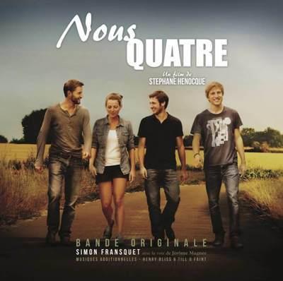 B.O. Film NOUS QUATRE