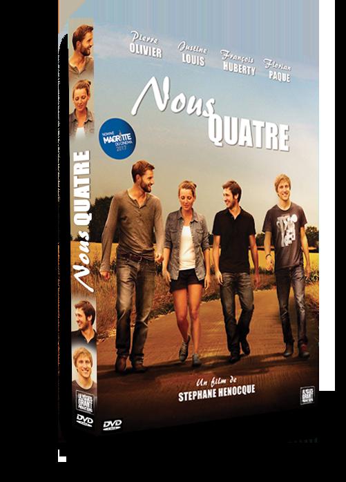 "DVD film ""NOUS QUATRE"""