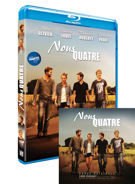 PACK BLURAY film