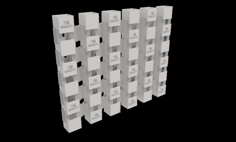 10 FEET CUBICAL BACKDROP 01 (MODULAR)