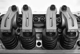 CROWER STAINLESS LSX MECHANICAL ROLLER SHAFT ROCKER SYSTEM. REQUIRES 7/16 HOLES; CRO-74150F