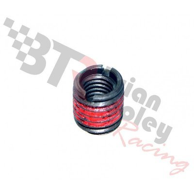 INSERT FOR ROCKER BOLT HOLE REPAIR M8-1.25 x M12-1.75, SOLD INDIVIDUALLY