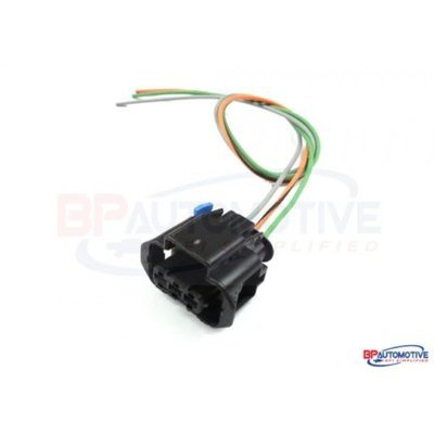 BP AUTOMOTIVE LS3/L99/L76/LSA/LS9 MAP SENSOR PIGTAIL (GM COLOR CODED WIRE); PT010