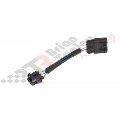 BP Automotive VVT Cam Connector to Non VVT Cam Connector Adapter Harness