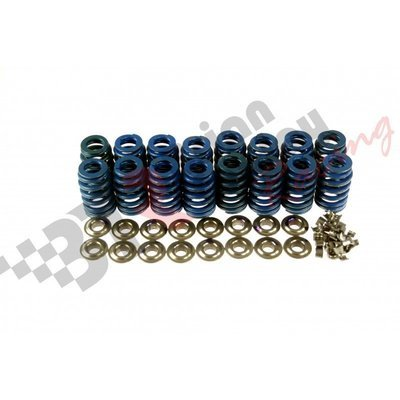 NEW TAKE OFF LS3 SPRINGS, RETAINERS AND LOCKS