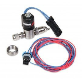 HIGH CURRENT PEAK AND HOLD WATER METHANOL SOLENOID DRIVER MODULE