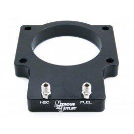 Nitrous Outlet, GM 92mm LSX Nitrous Plate Conversion 00-42023
