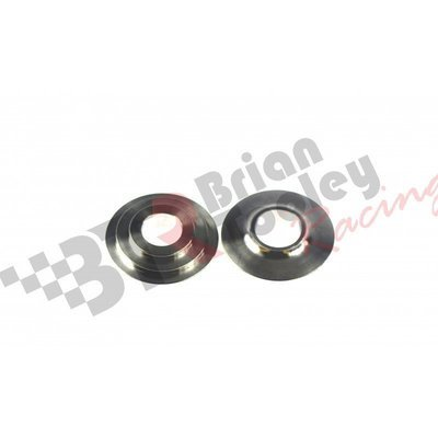 Dual spring retainer, fits Platinum and PAC 1200 and 1900 springs, minus .045