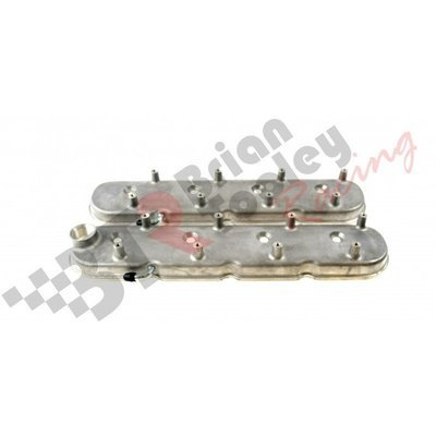 HOLLEY ALUMINUM LS VALVE COVERS