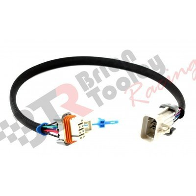 BP AUTOMOTIVE COIL PACK EXTENSION HARNESS WITH HIGH TEMP SLEEVE, LIKE 109082 60127