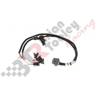 HOLLEY V8 OVER MANIFOLD, BOSCH STYLE INJECTOR HARNESS 558-200