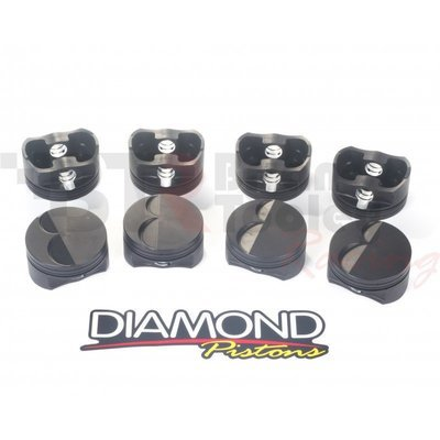 Diamond Pistons 4.125