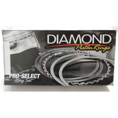 DIAMOND PRO SELECT RINGS .043-.043-3.0MM STD AP STEEL FILE FIT 09204125