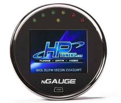 HP TUNERS nGauge Digital Gauge - Touch Screen Tuner/Datalogger