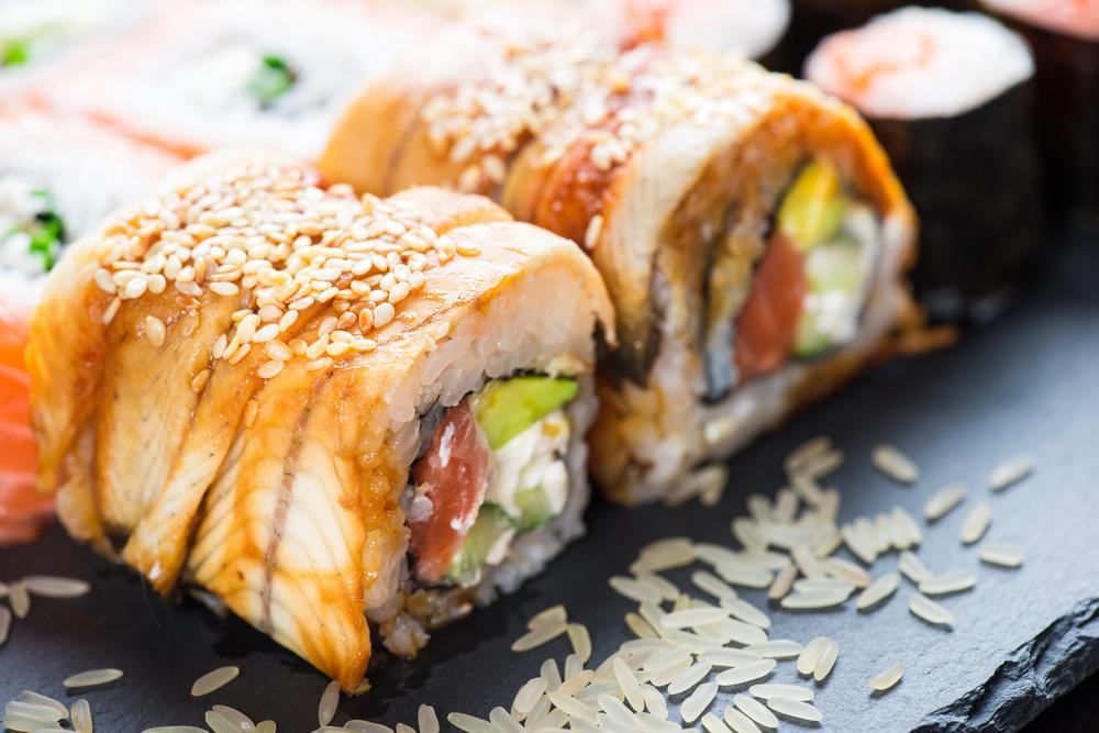 Sushi-Kurs 2