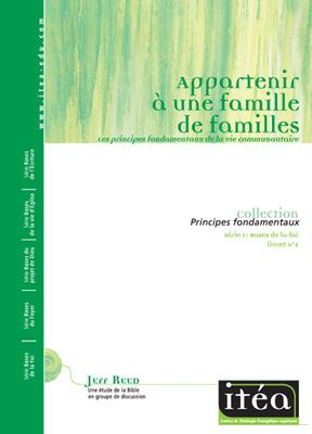 Appartenir à une famille de familles (Vol. 2)