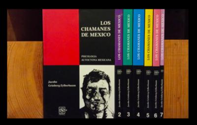 Colección de Los Chamanes de Mexico en 7 volumenes
