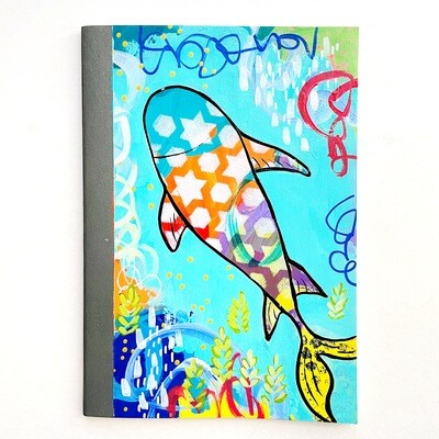 Fish Notebook - lined