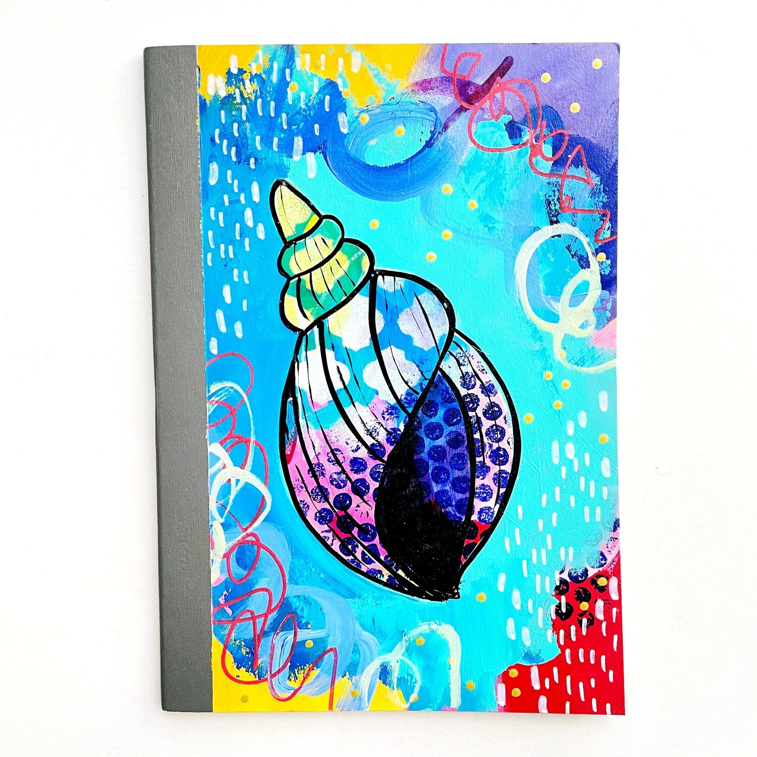 Conch Notebook - lined