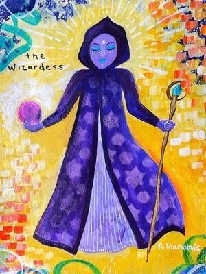 The Wizardess