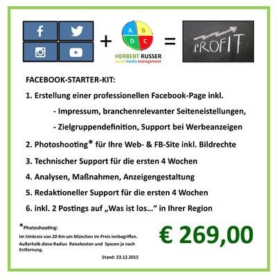 Facebook-Page Starter Kit