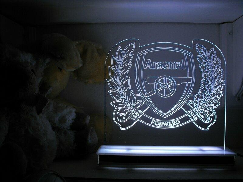 Arsenal Designer Light