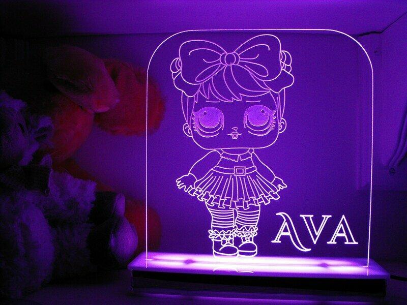 Ava Doll Designer Light