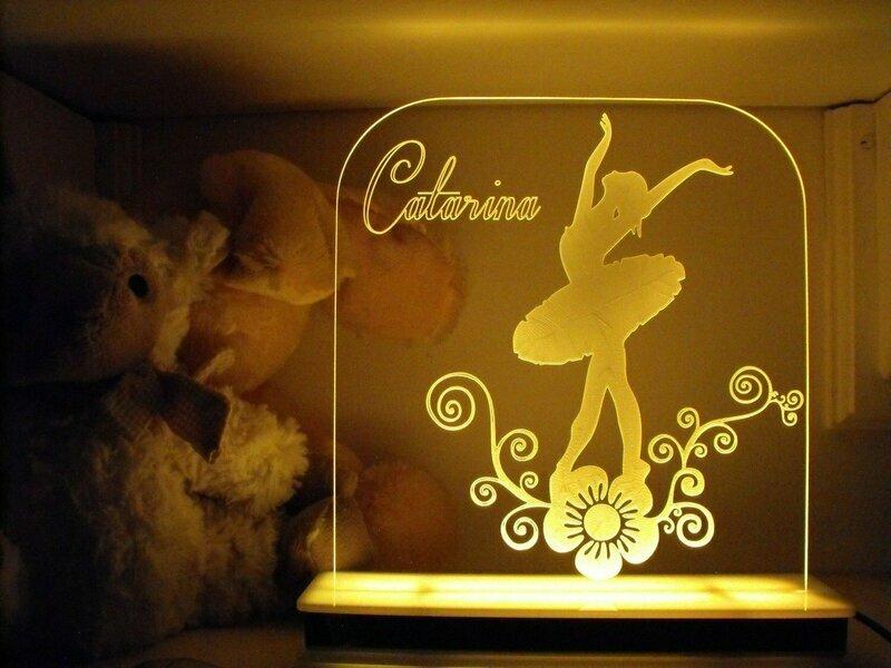Ballerina Designer Light