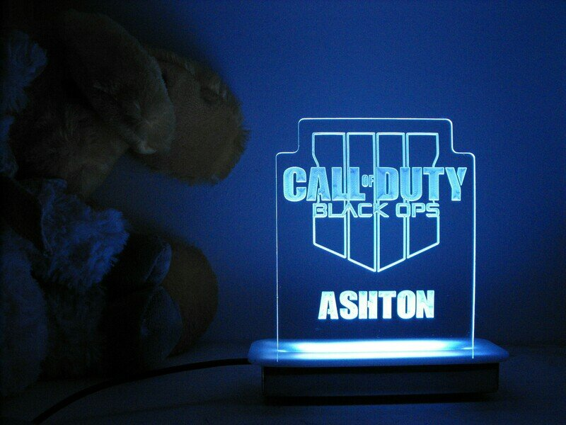 Call of Duty 3 Night Light