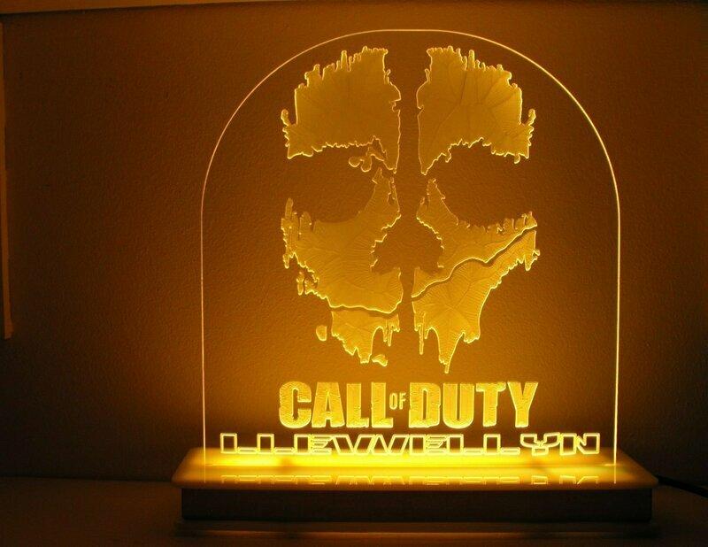 Call of Duty Designer Light