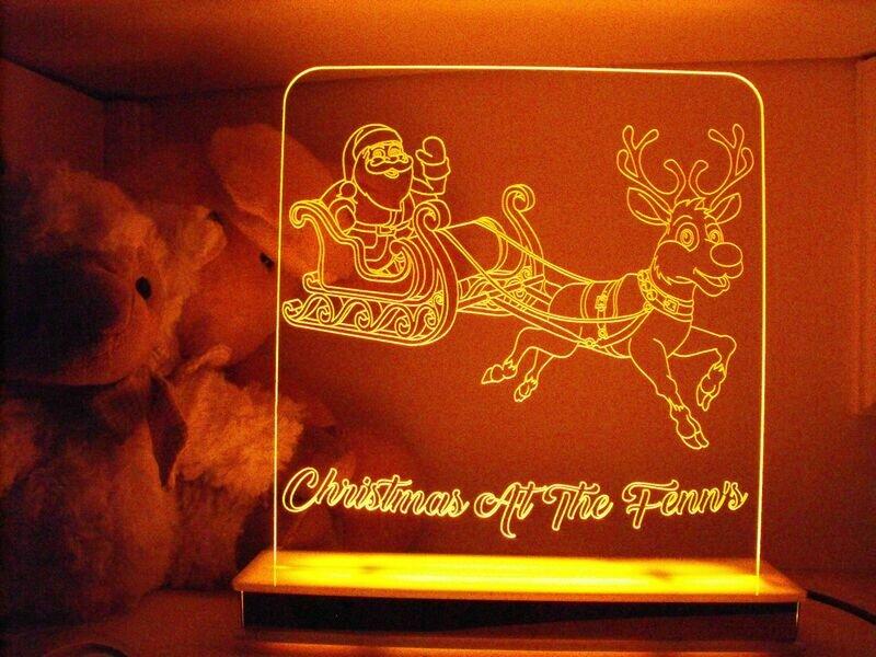Christmas Designer Light