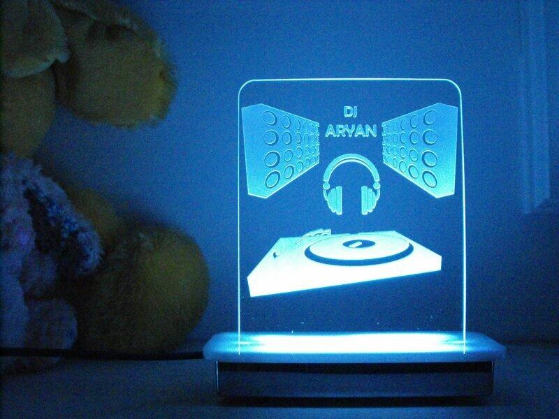 DJ Night Light