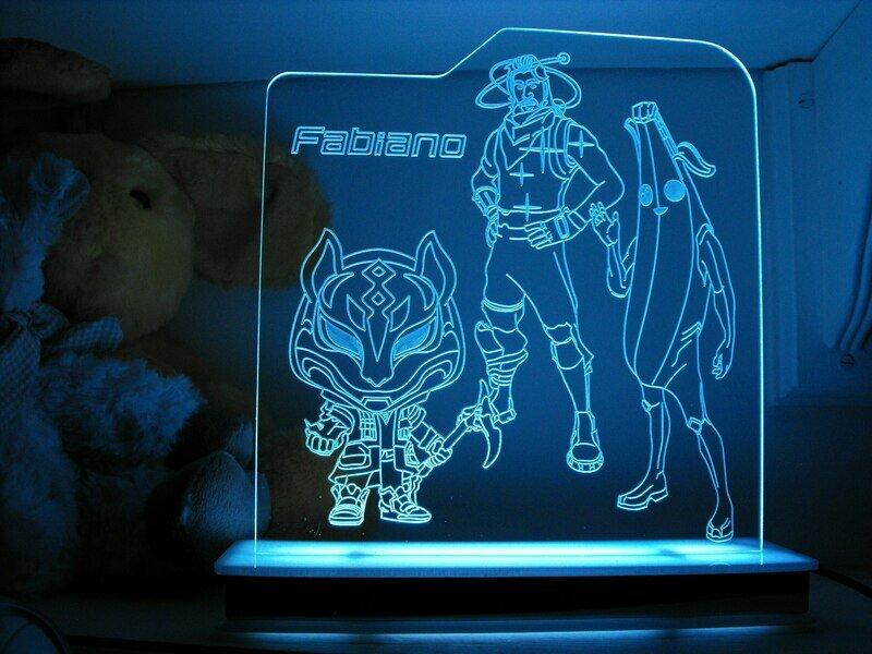Fortnite Designer Light