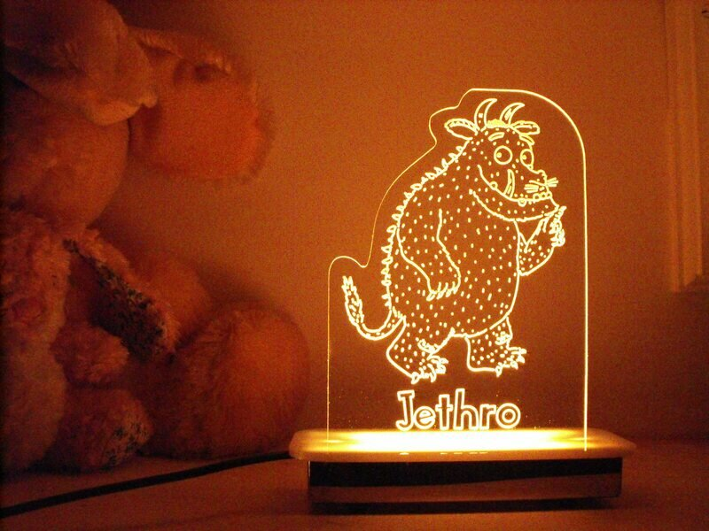 Gruffalo Night Light