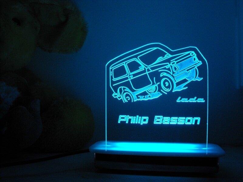 Lada Night Light