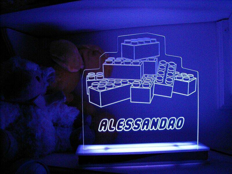 Lego Bricks Designer Light