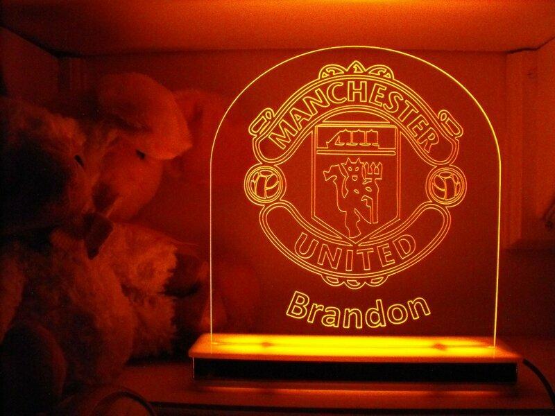 Manchester United Designer Light