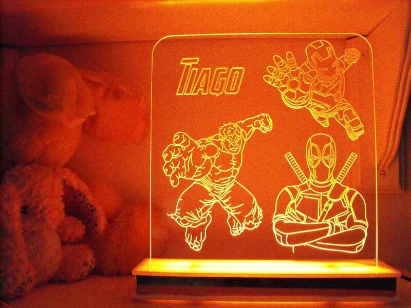 Marvel Designer Light