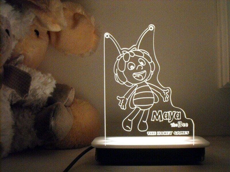 Maya the Bee Night Light