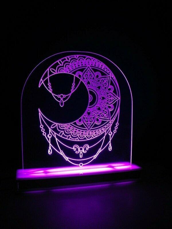 Moon Designer Light